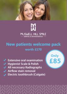 Orthodontics in London offers