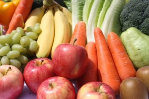 Healthy foods that clean your teeth!
