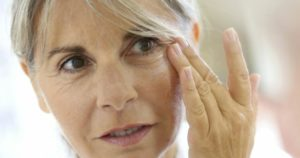 Aging Face - Botox Treatment