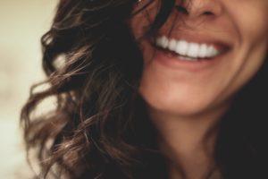 straightening teeth